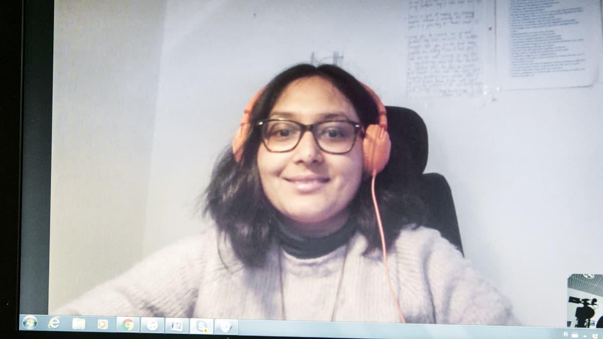 Srijana KC