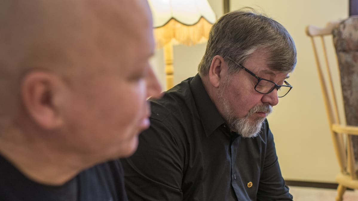 Eero ja Jouko Salmijärvi.