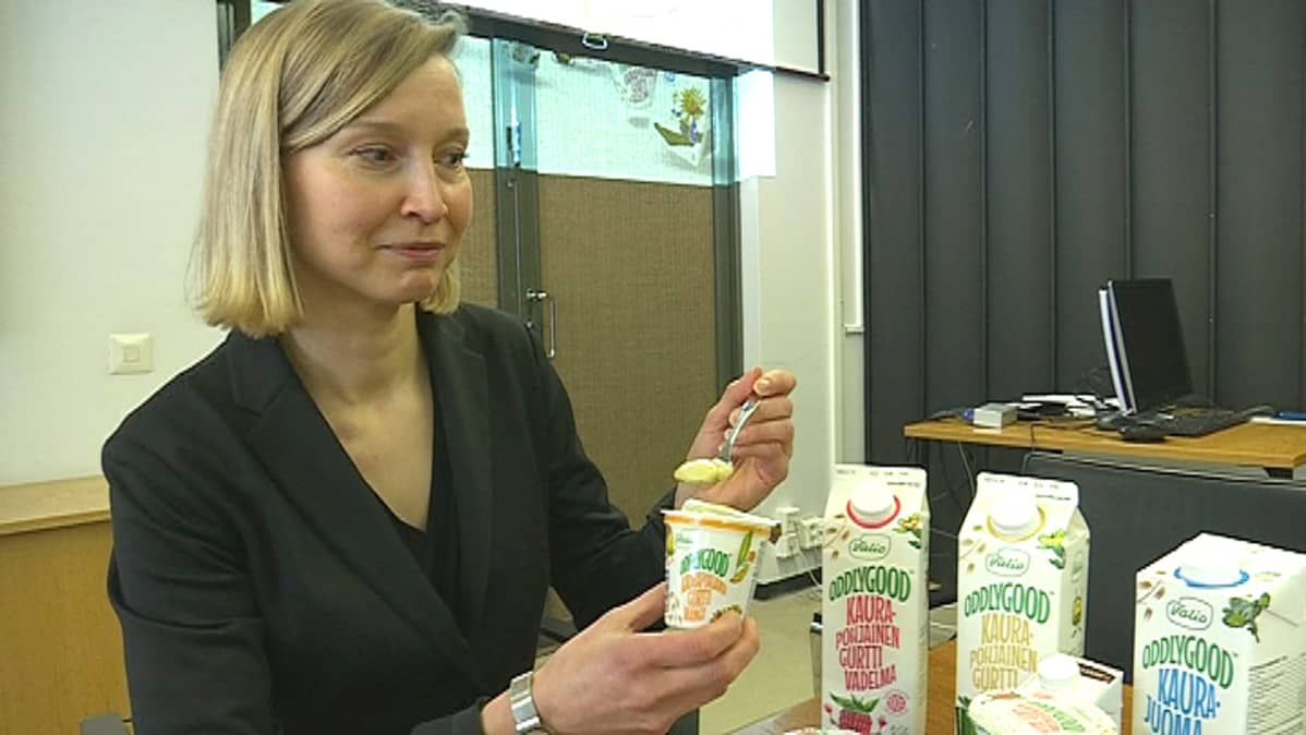 Valion liiketoimintapäällikkö Anne Arponen