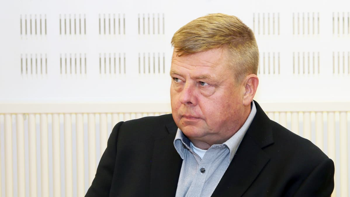 Pekka Perä.