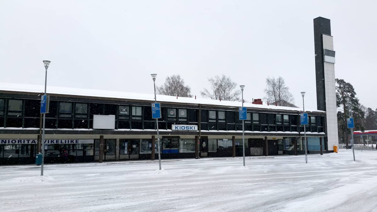 Karhulan linja-autoasema