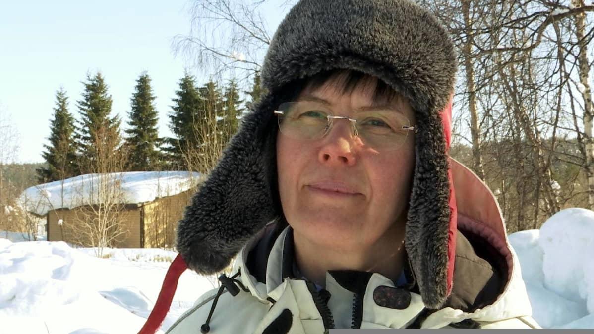 Hannamari Hintsa, Enotekiö Eanodat 20.3.2018