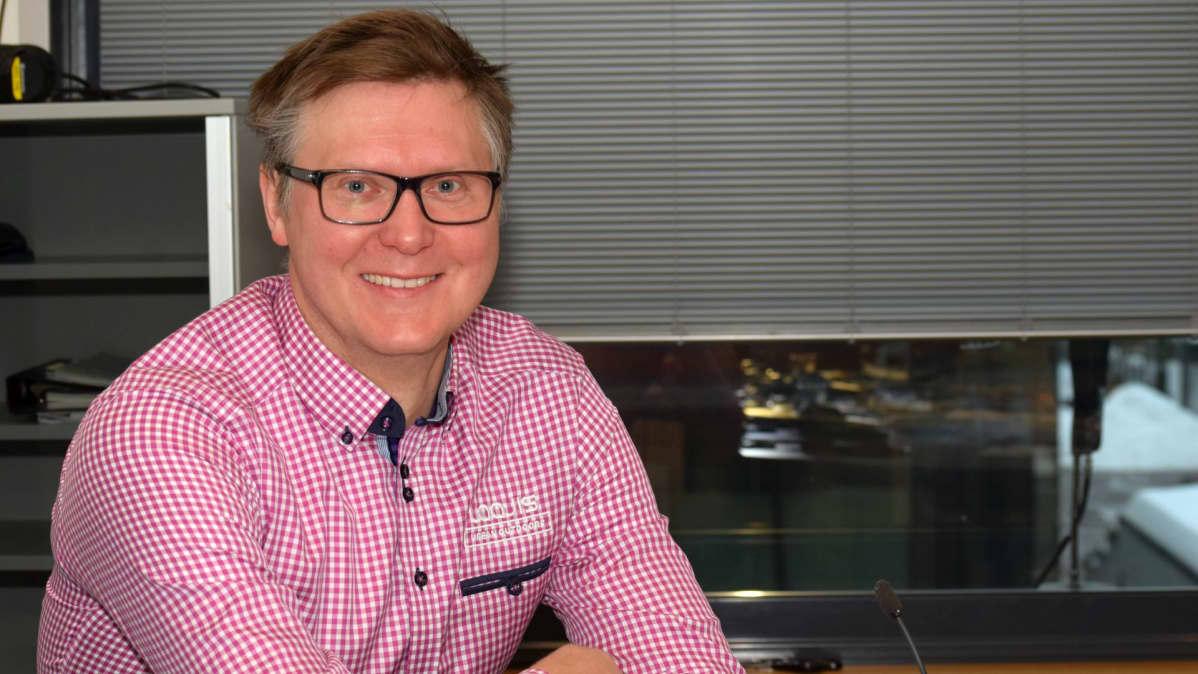 Laajiksen toimitusjohtaja Lasse Niivuori rakentaa Laajavuoreen ympärivuotisia aktiviteetteja.