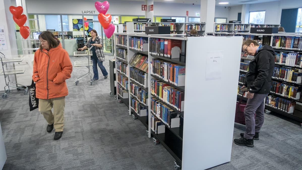 Tesoman kirjasto