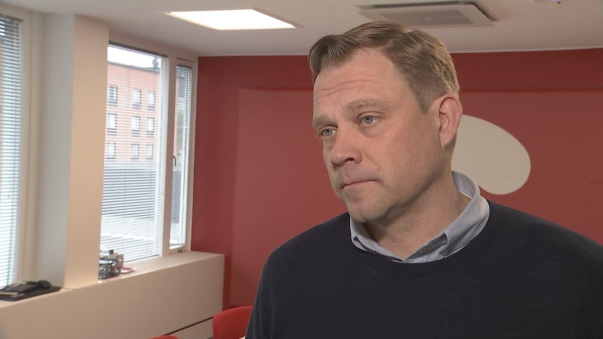 Jani Hartikainen, draamapäällikkö, MTV