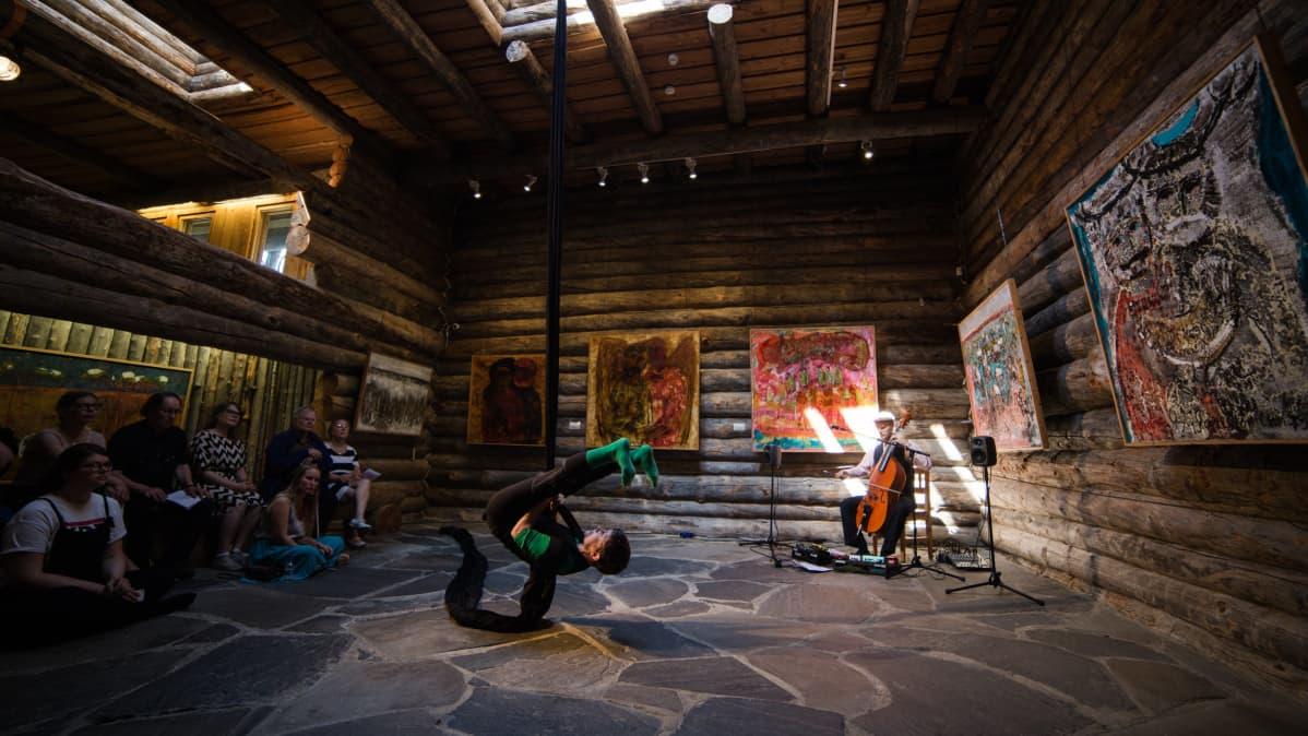 Hiljaisuus-festivaali 2017, Kittilä