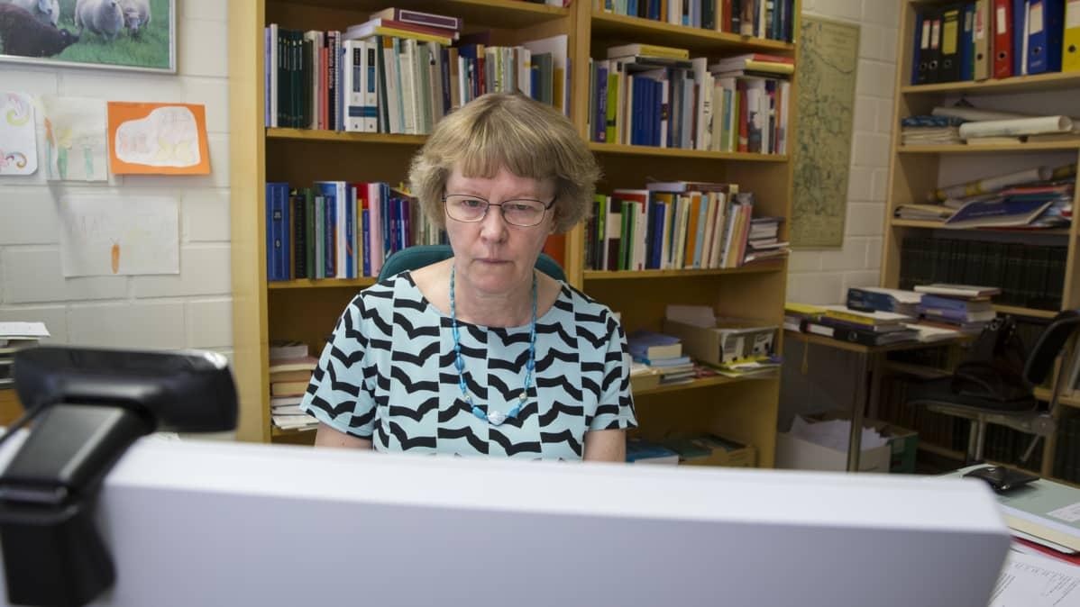 professori Marjatta Palander, Itä-Suomen Yliopisto.