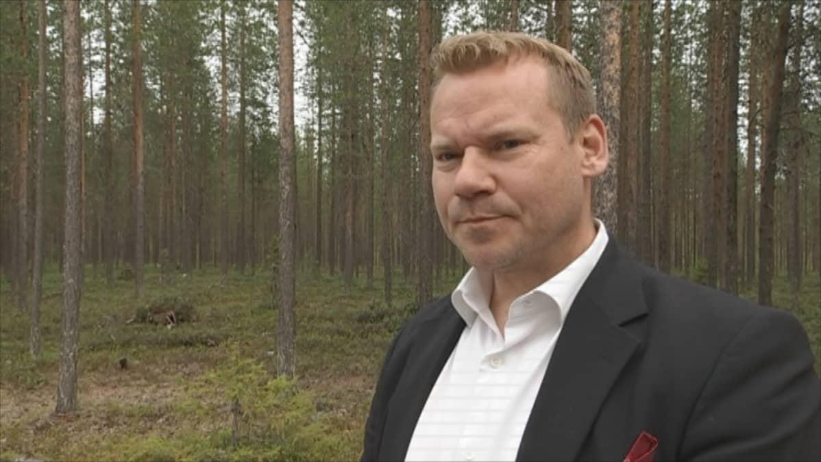 ASV Arctic Smart Village toimitusjohtaja Juri Laurila