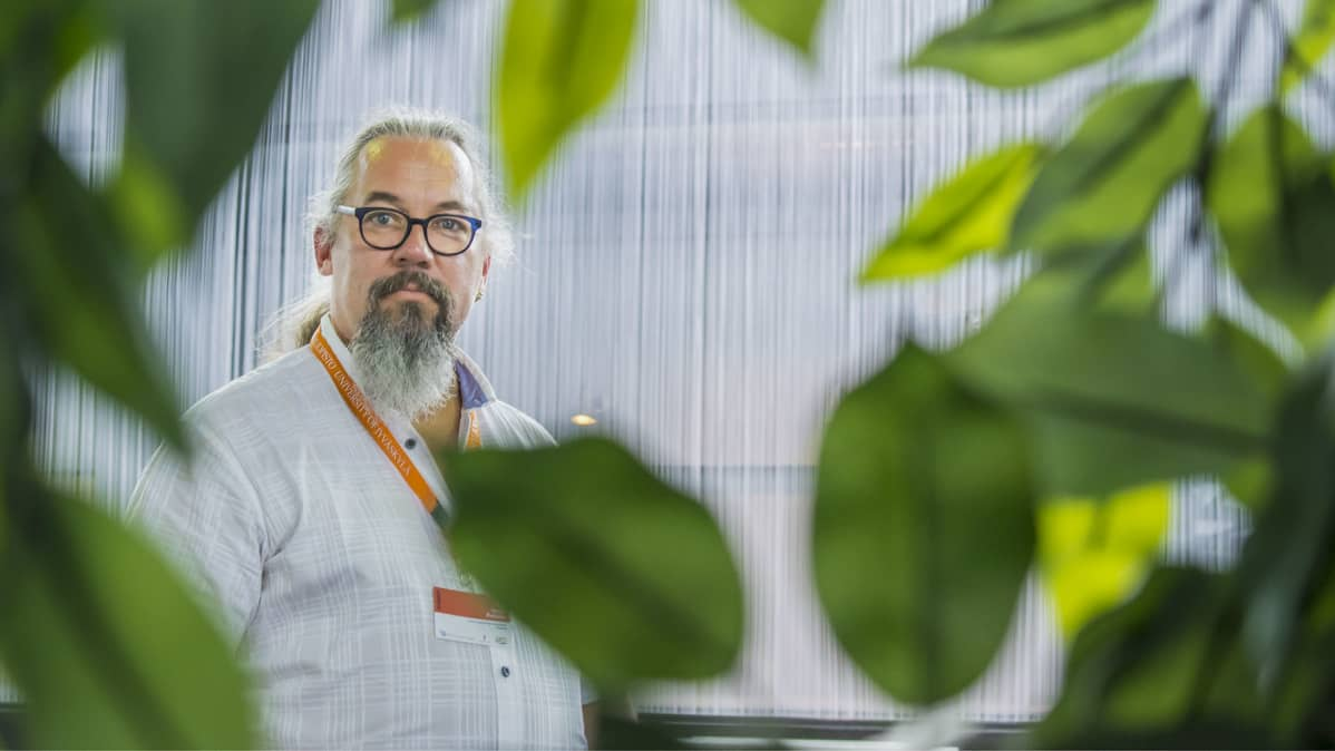 Janne Kotiaho.