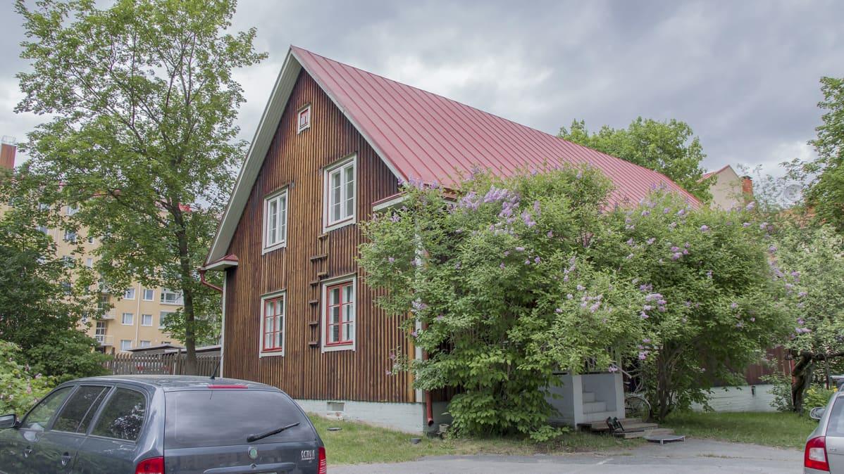 Pekka Ervast -temppeli.