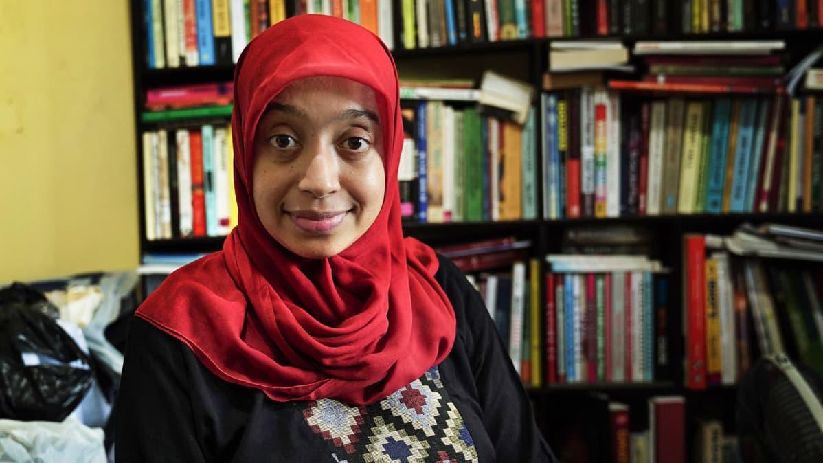 Sakdiyah Maruf ei halua loukata muslimeja vitseillään, mutta ajattelee, että loukkaantuminen on osa stand upin tapaa vaikuttaa.