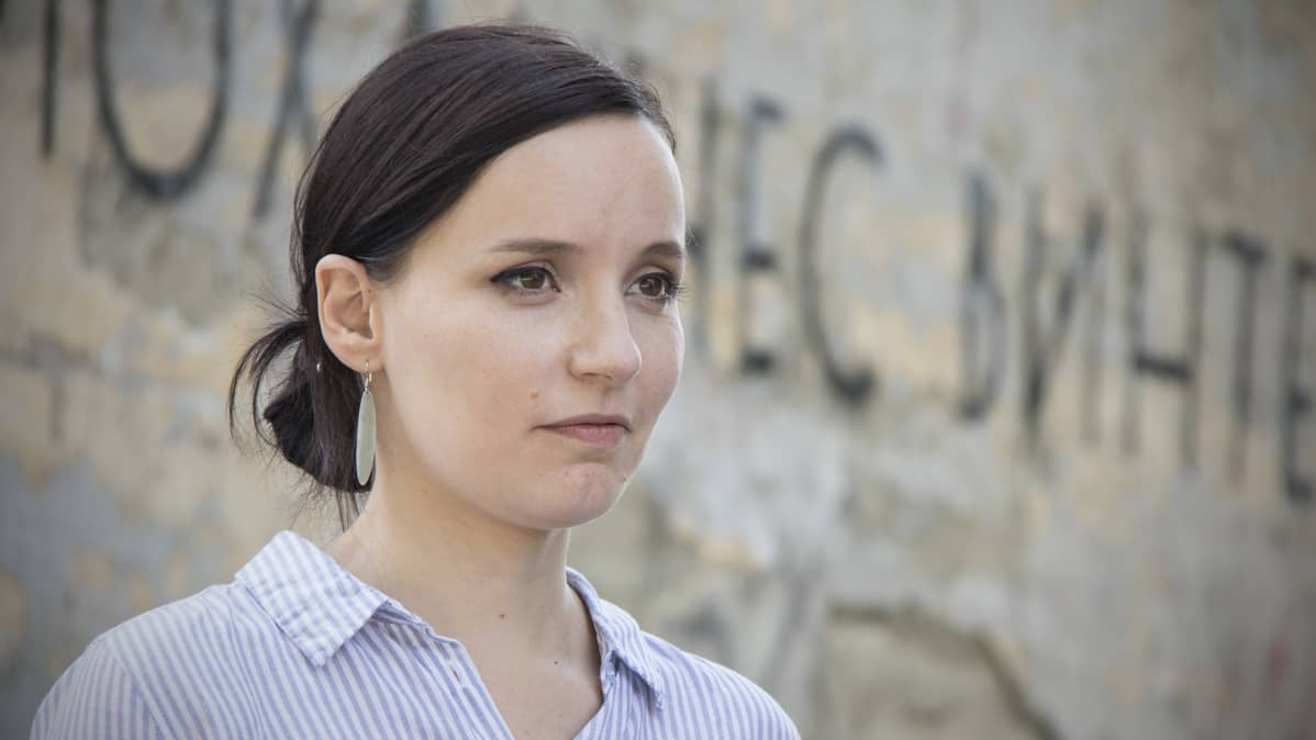 Olga Kvashina.