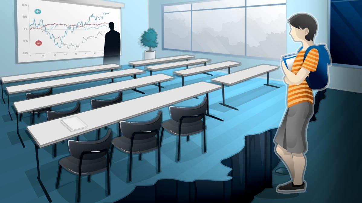 Japanilainen opettaja opiskelija suku puoli