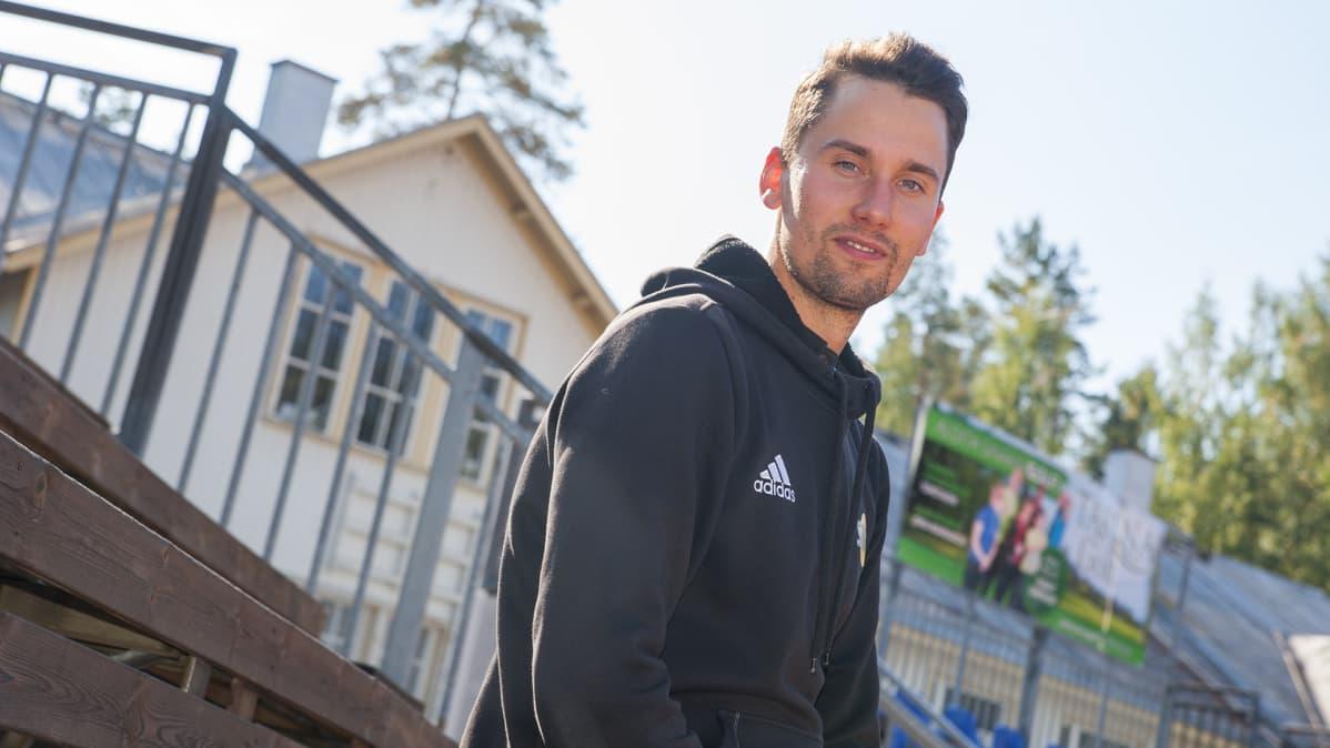 SiiPen toiminnanjohtaja Marko Heikkinen.