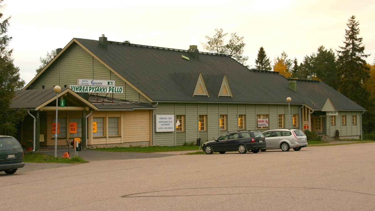 Pellon Vihreä Pysäkki v. 2009