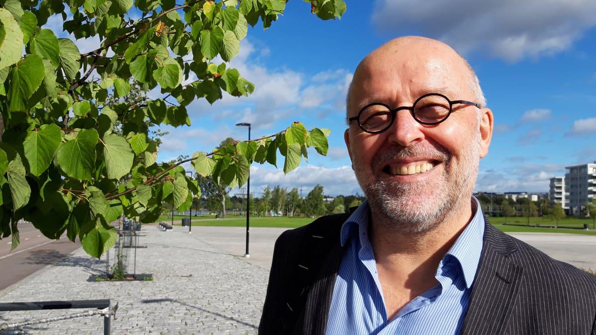 Terveystieteiden tohtori Tapio Ojala