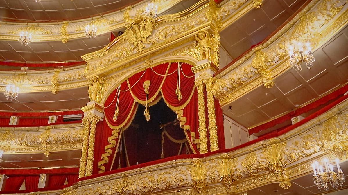 Bolshoi-teatteri aitio