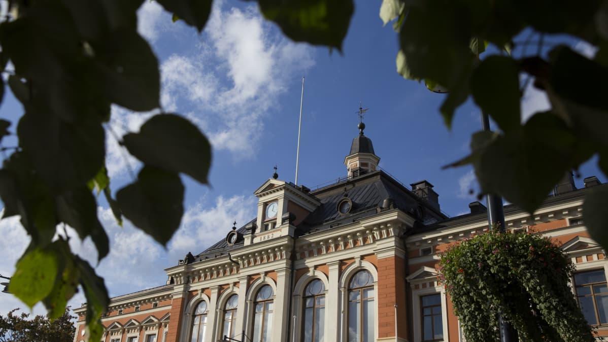 Kuopion kaupungintalo.