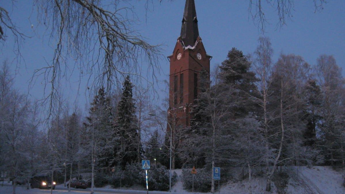 Nurmeksen kirkko