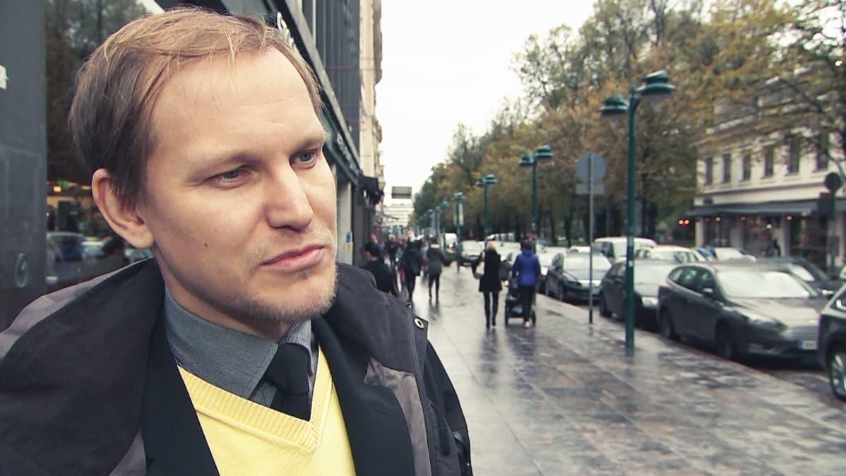 Antti Ronkainen.