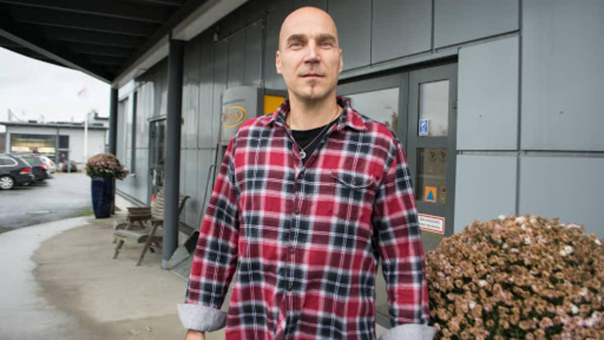 Pohjois-Savon suurituloisin oli vuonna 2017  yrityskaupalla tienannut Jukka Väänänen.