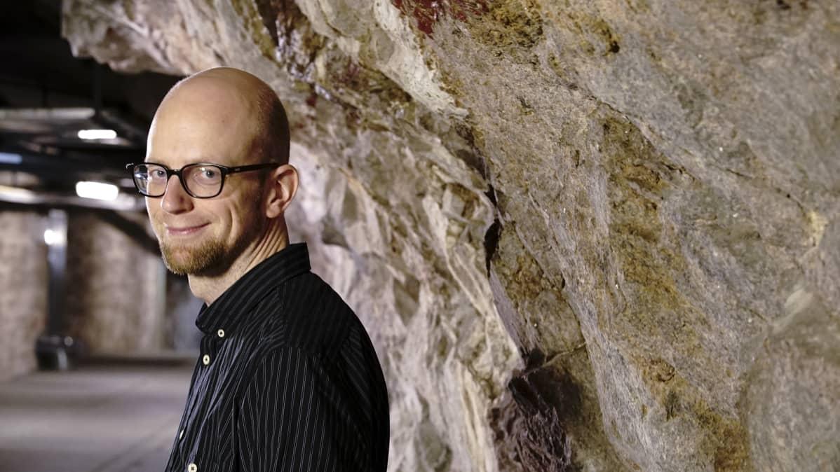 ympäristötutkija Panu Pihkala Helsingin yliopistosta