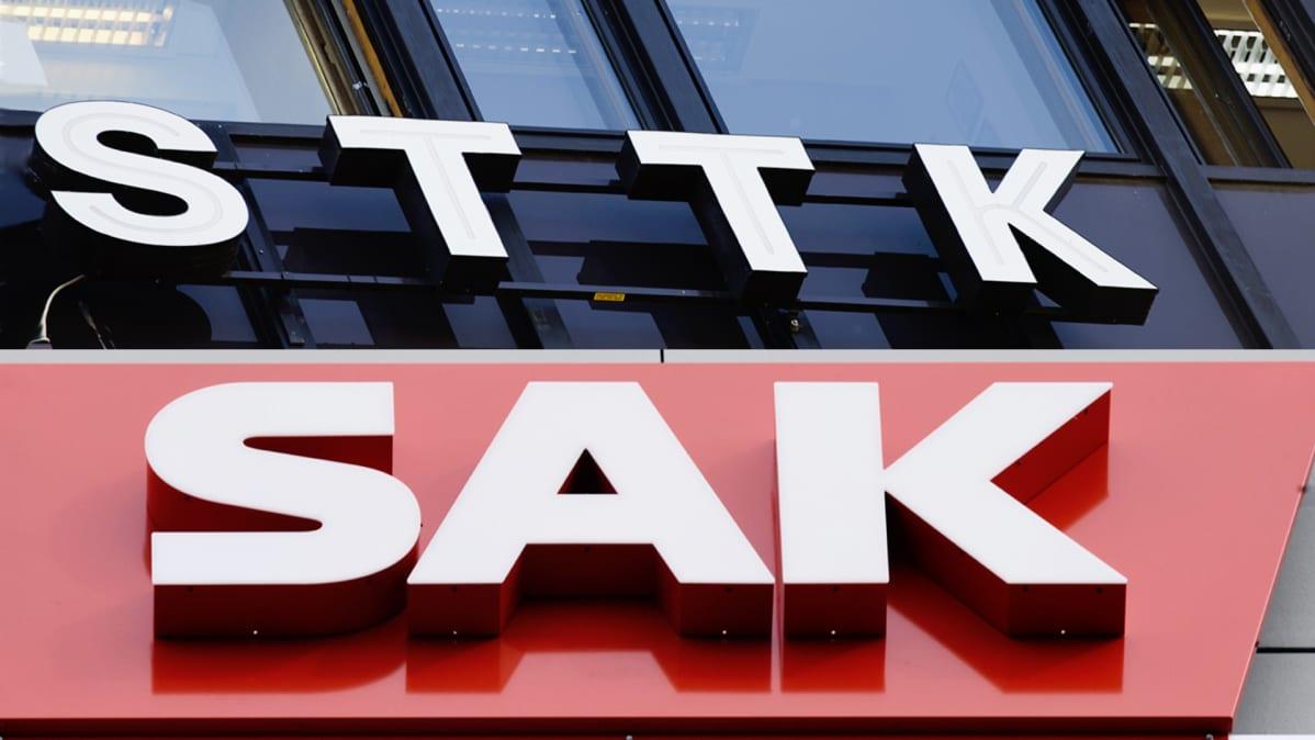 STTK SAK logot
