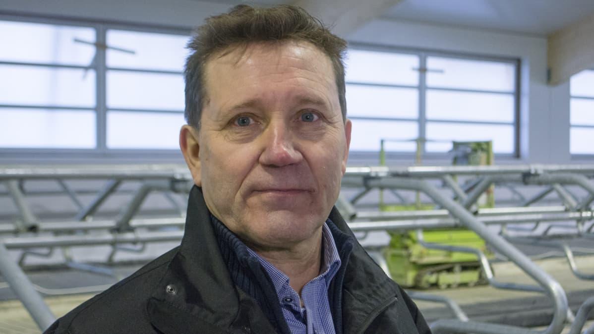 Riskipäällikkö Juhani Savolainen LähiTapiola