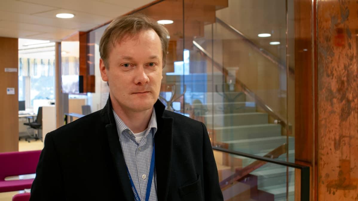 tutkija Tommi Kotonen, Jyväskylän yliopisto