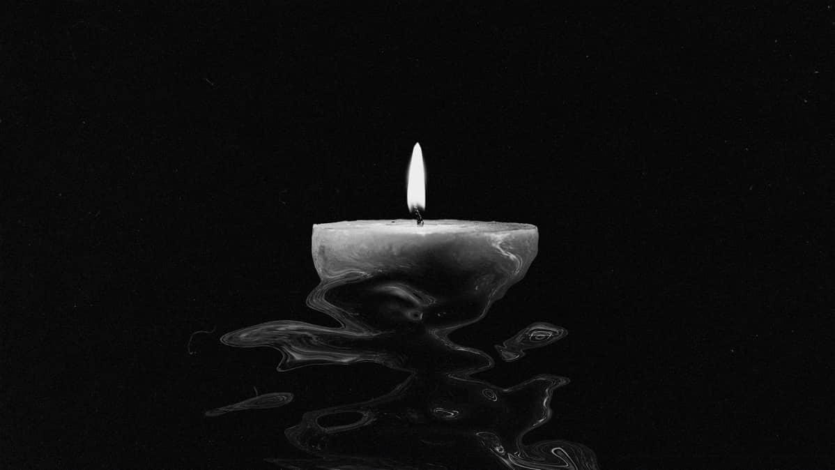 Kynttilä.