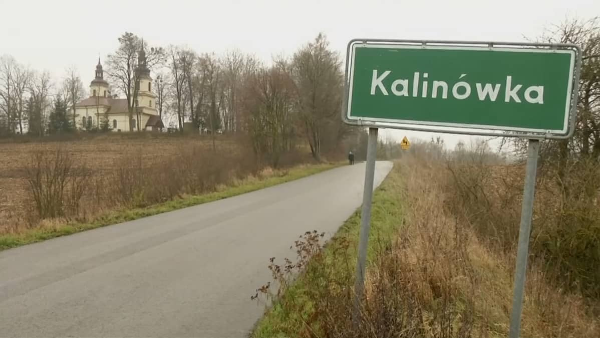 Kalinowka kaupunkinäkymää.