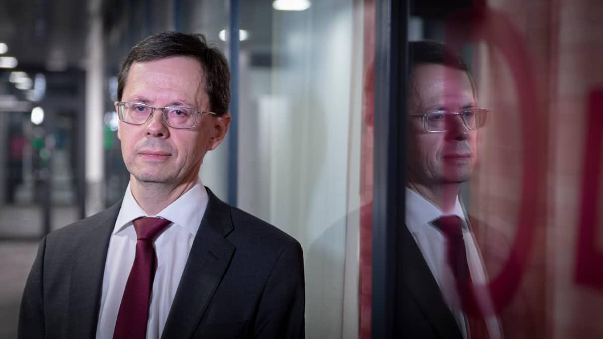 Pääekonomisti Veli-Matti Mattila