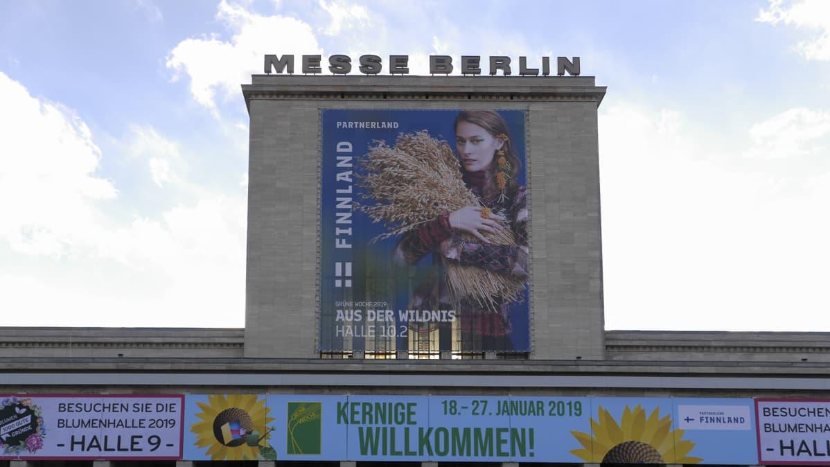 Grüne Woche on maailman suurimmat ruokamessut.