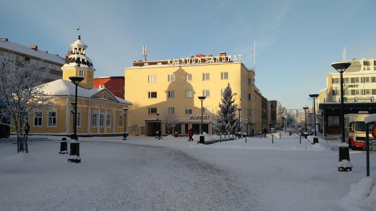 Raatintori Kajaanissa