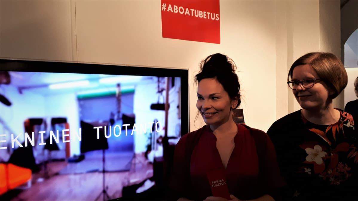 Henna Kuisma, Saija-Reetta Puopolo, museo, innovaatio