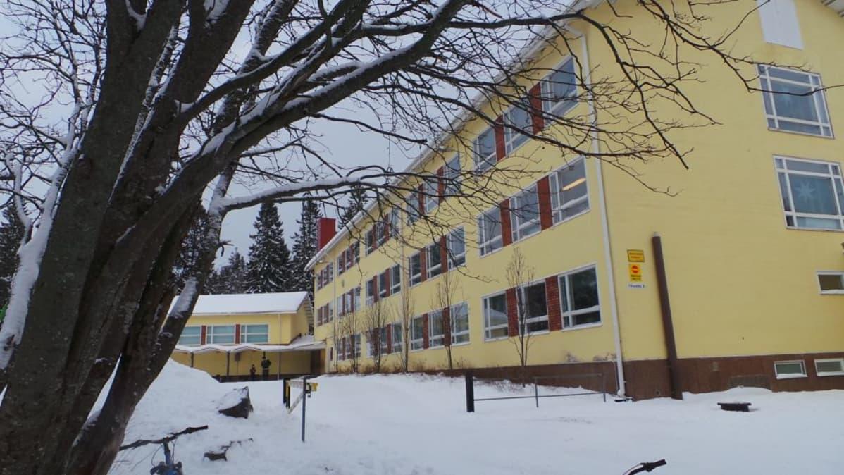 Porin Ruosniemen koulu