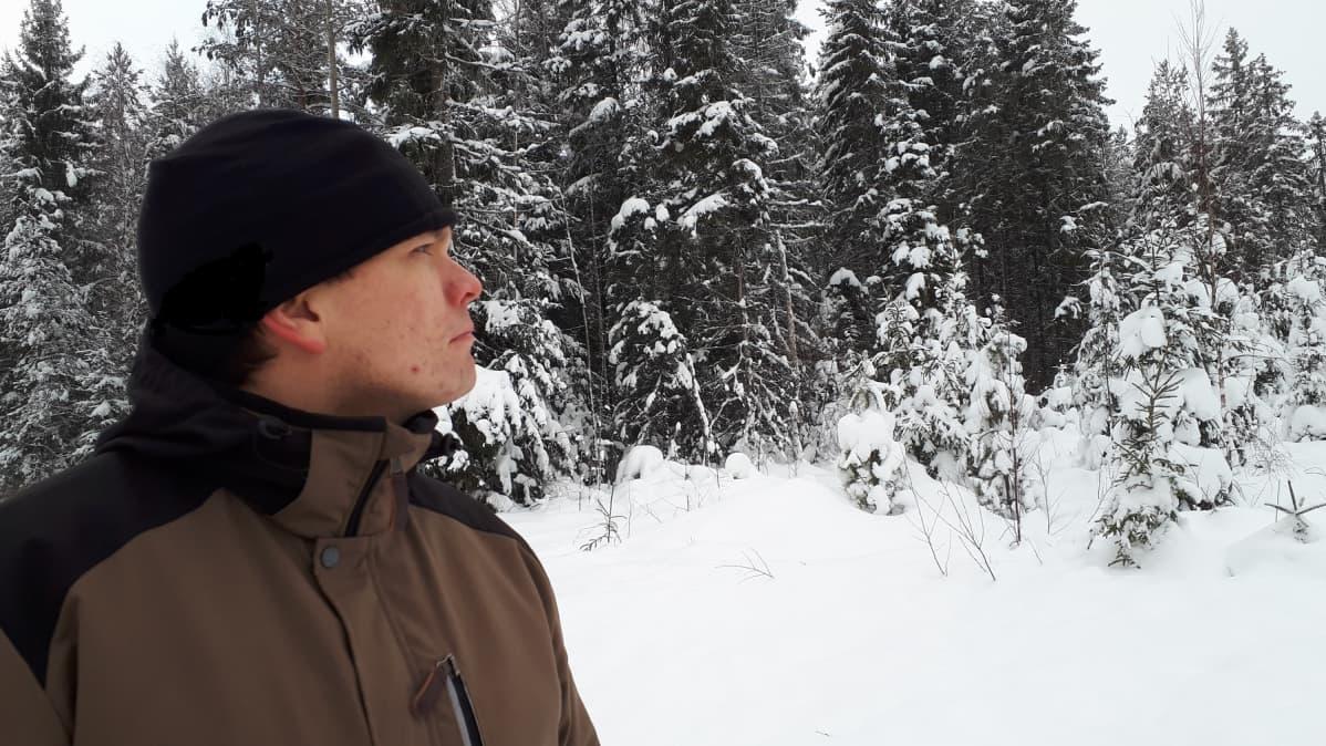 Jussi Posio, metsäasiantuntija