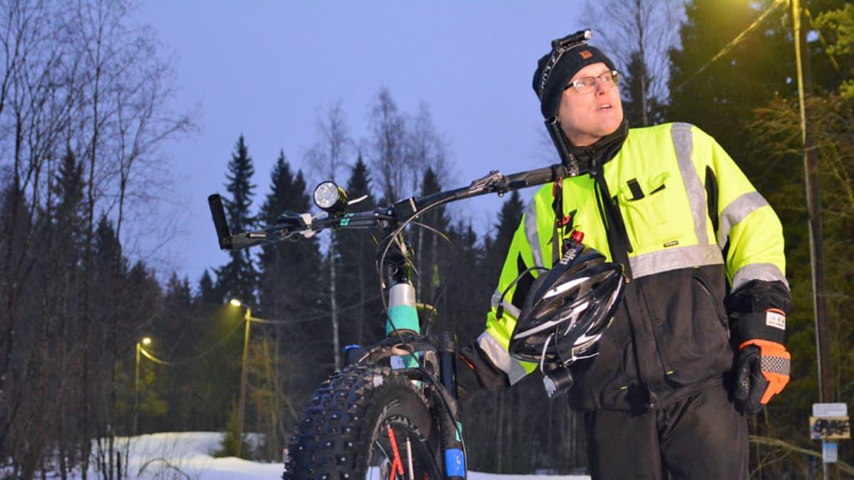 Antti Antikainen.