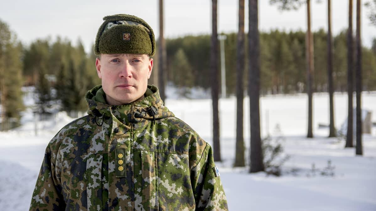 Kapteeni Esko Väärälä