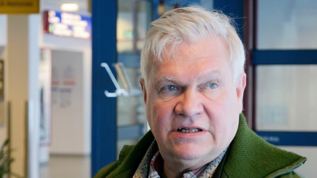 Markku Partinen neurologian erikoislääkäri, professori