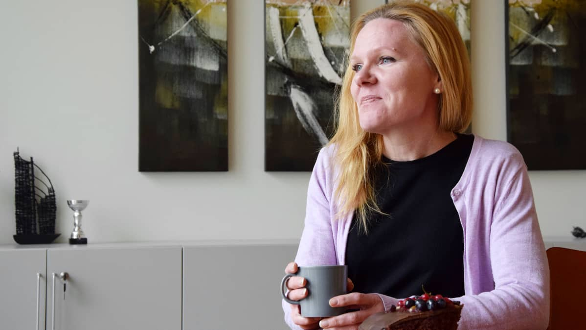 Sosiaalityön professori Elina Pekkarinen, lapsiasiavaltuutettu 1. toukokuuta 2019 alkaen.