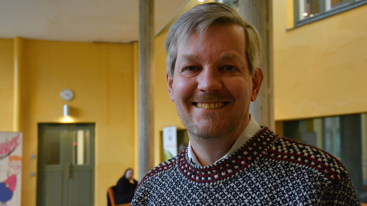 Sosiologian professori Mikko Lagerspetz, Åbo Akademi.