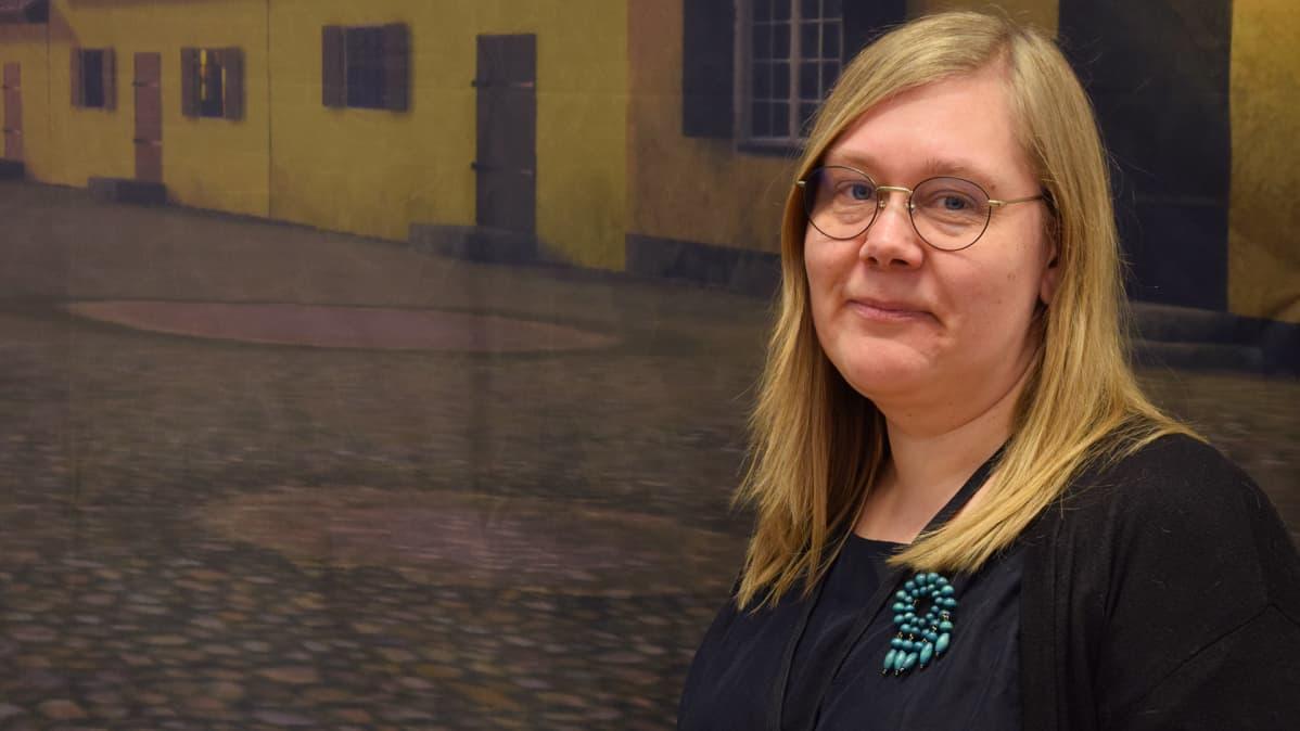 Uudet tekniikat eivät muuta museoiden perustehtävää, sanoo hankepäällikkö Joanna Kurth.