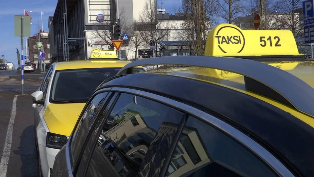 taksi tampere hinnat