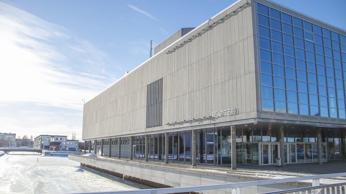 Oulun teatteri.