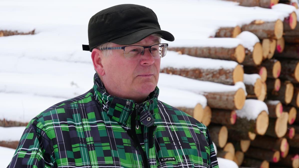 Jarmo Huttunen, metsänomistajat Sotkamo