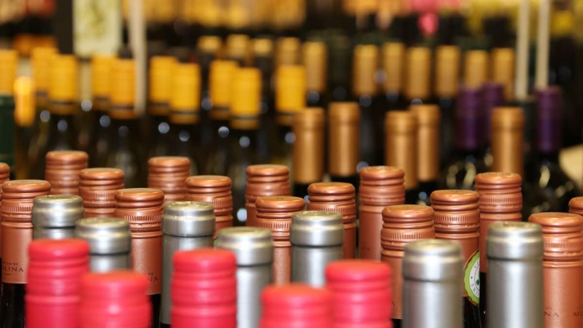 EU:n myötä alholin tuontirajoitteet muuttuivat.