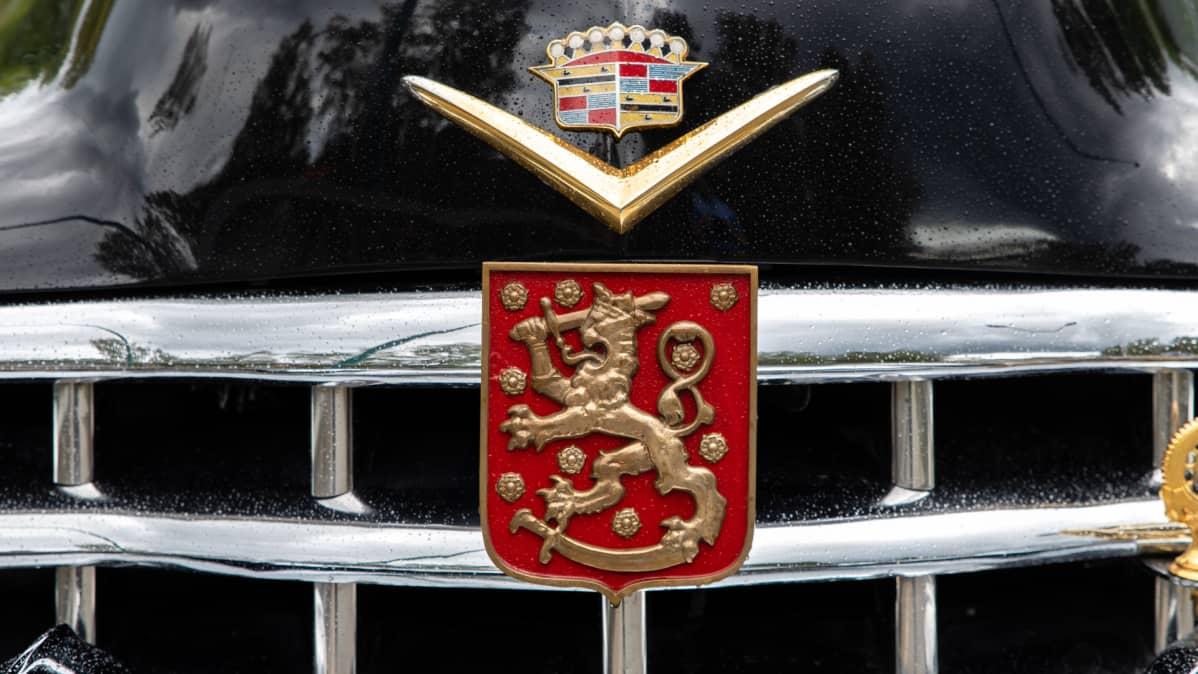 Presidentti Paasikiven 1952 Cadillac