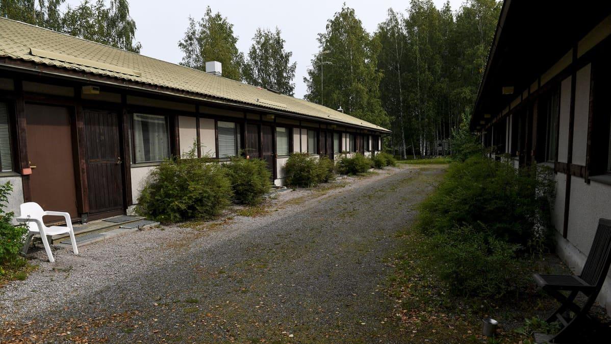 Motelli On Line Porvoossa 26. elokuuta.