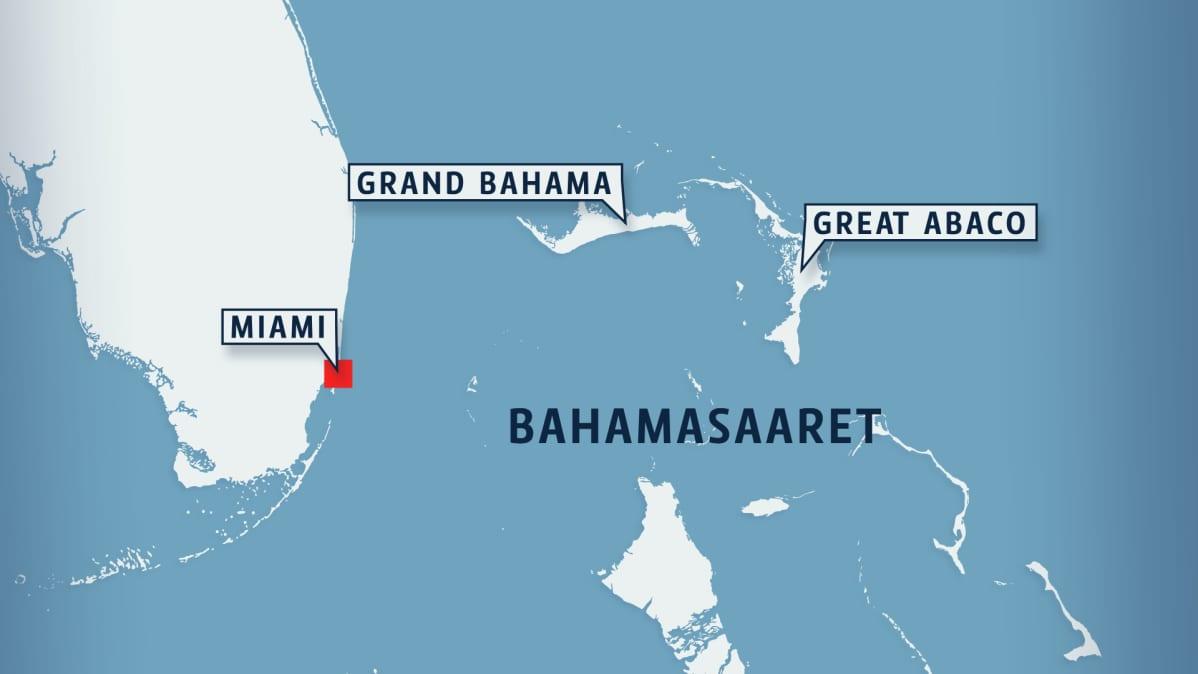 Bahamasaaret.